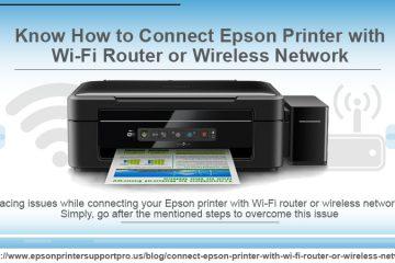 connect epson printer to wifi