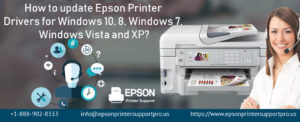 Epson printer drivers for Windows 10