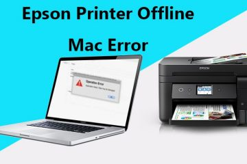 epson printer offline mac